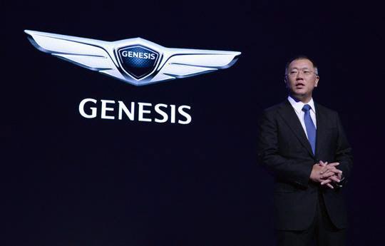 정의선의 제네시스, 첫 전기차는 G80…기대주는 'JW'